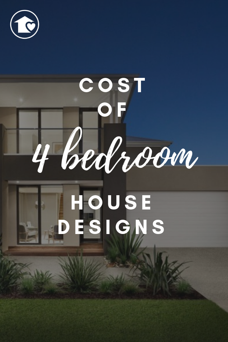Awe Inspiring Cost Of 4 Bedroom House Design Home 4 Bedroom House Interior Design Ideas Gentotryabchikinfo