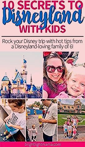 Photo of 10 Smart Disneyland Tips for Families with Kids – Bright Light Mama