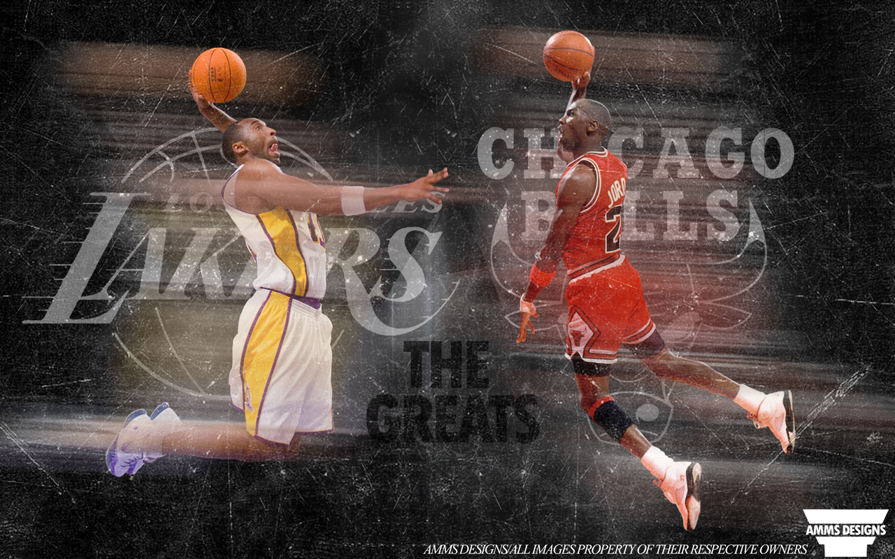 Kobe And Jordan Wallpaper 407645 Kobe Bryant Wallpaper Kobe