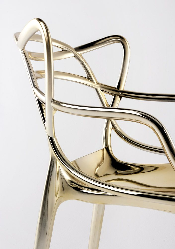Sedie: Sedia Masters da Kartell   Design: Starck P. - Quitllet E ...