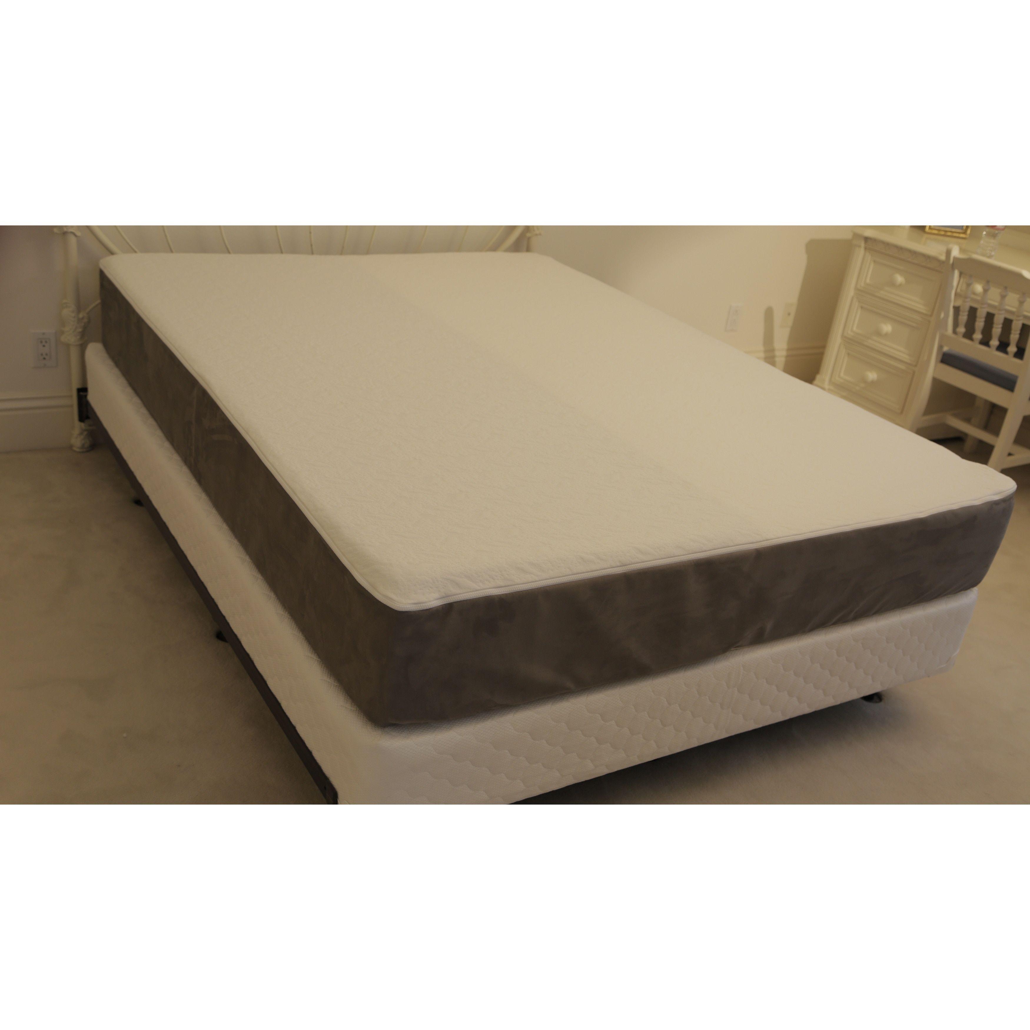 Laguna 8-inch Twin XL-size Adjustable Firmness Gel Memory Foam Mattress  (Standard