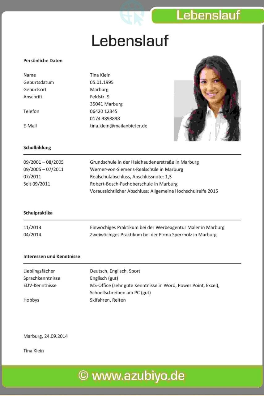 10 Nice Bewerbung Cnc Fraser Muster Bio Data For Marriage Document Templates Bio Data