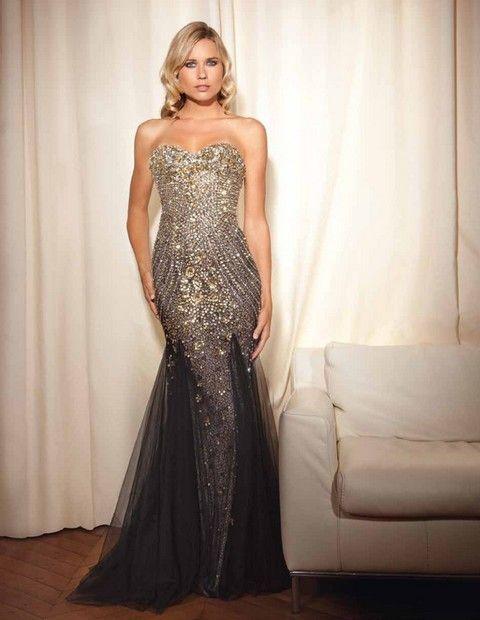 6484d2e91dcf Luxusné spoločenské šaty korzetové