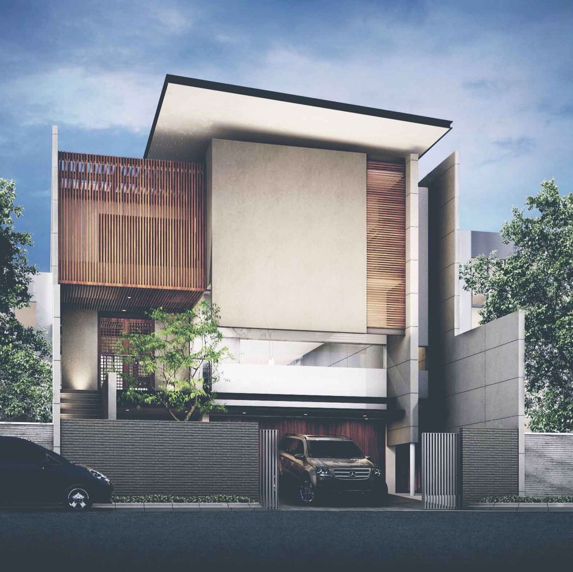 Portfolio Modern Home Design: Follow My Insta @zosmastudio