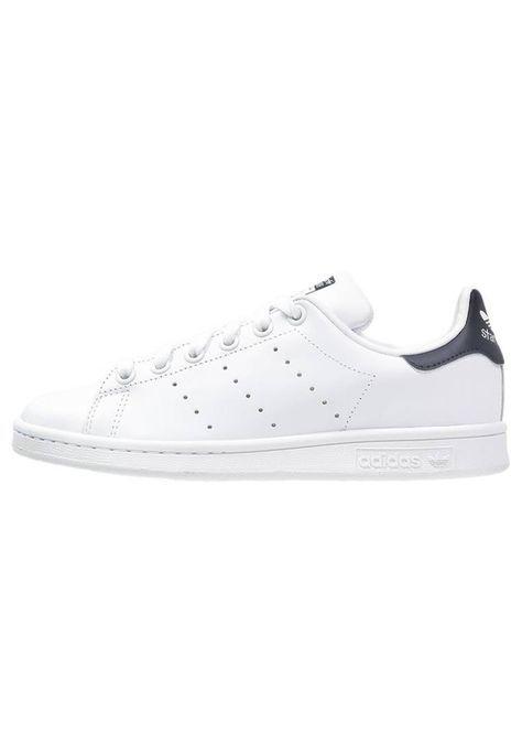 STAN SMITH - Baskets basses - run white/new navy @ ZALANDO ...