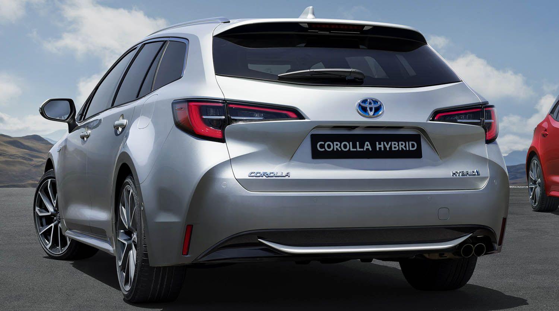 تويوتا كورولا تورينغ سبورت الجديدة شوتينغ برايك عائلية رياضية عصرية ورائعة موقع ويلز Toyota Corolla Toyota Touring