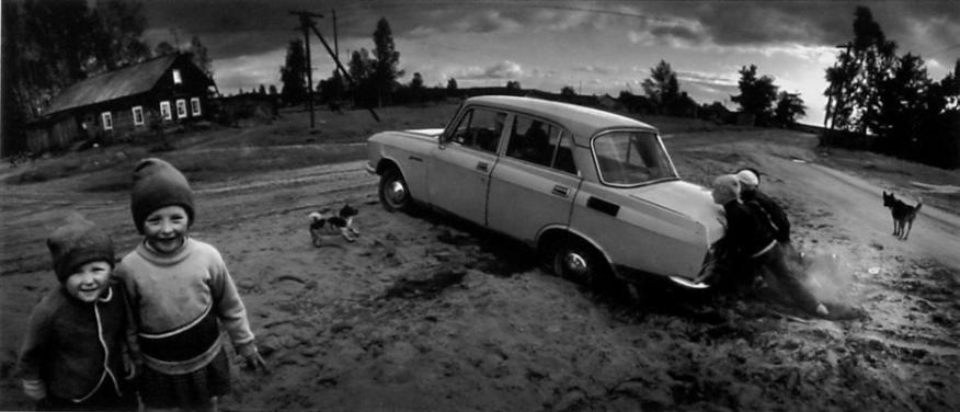 pentti sammallahti -voukkiniemi  (russia 1991)