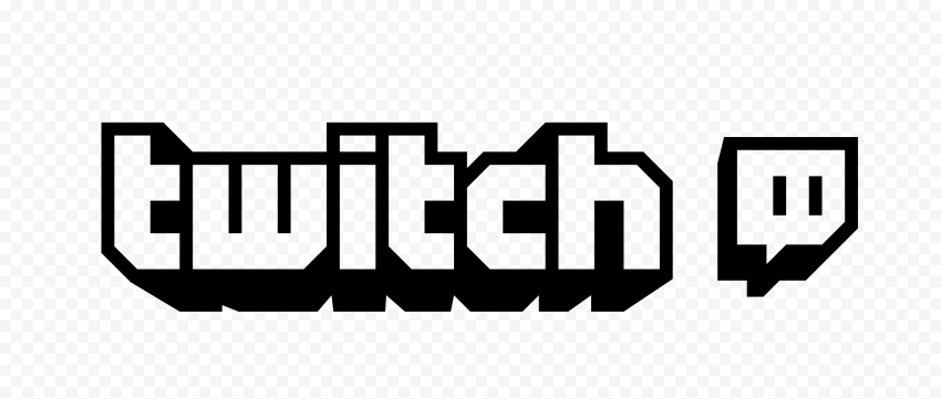 Hd Black Twitch Tv Logo Transparent Background Png In 2021 Transparent Background Logos Twitch Tv