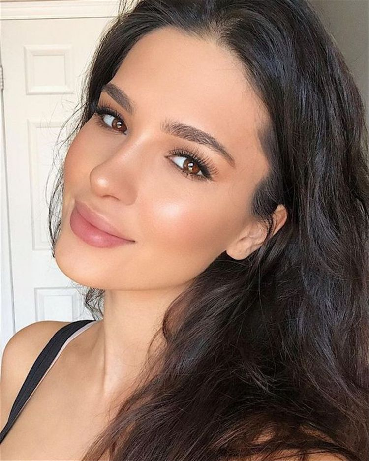 Chic And Natural Summer Makeup Ideas You Need To Try Makeup Summer Makeup Natural Summer Makeup M In 2020 Natural Summer Makeup Natural Wedding Makeup Fresh Makeup