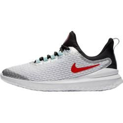 Photo of Nike boys' running shoes Renew Rival, size 36 ½ in Pure Platinum / team Orange-Blac, size 36 ½ in Pure