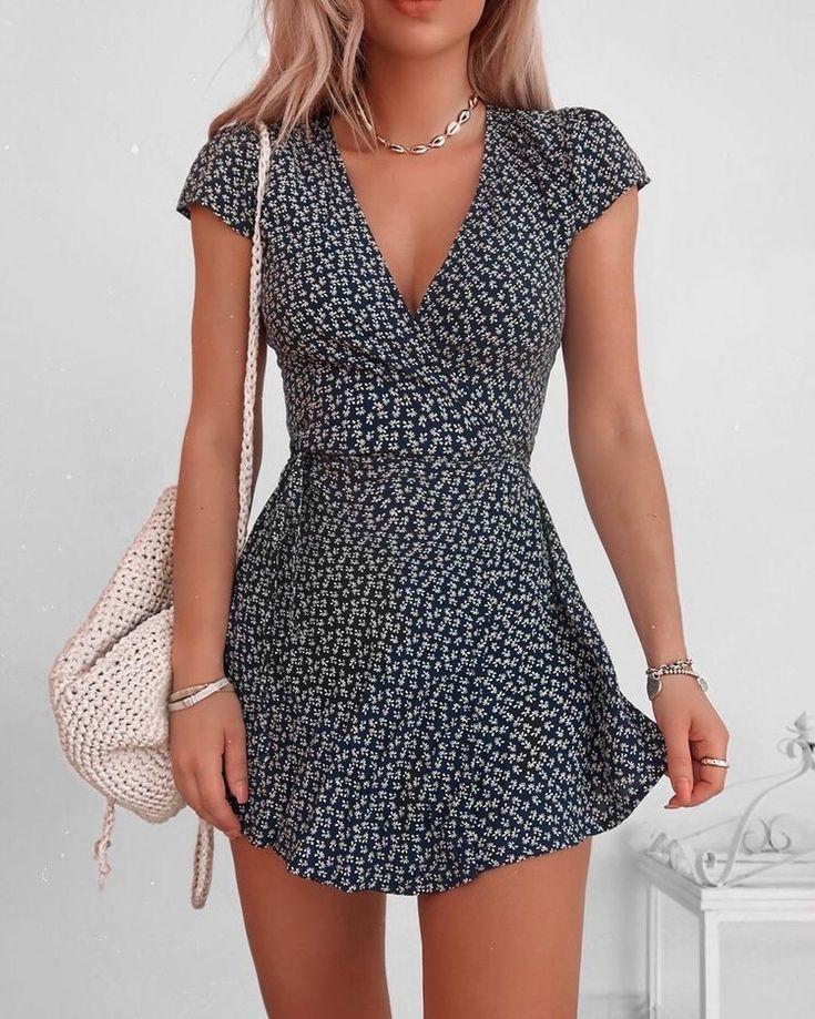 20 belos vestidos de verão – Zomeroutfits voor dames – #belos #vrouwen # voor #O …