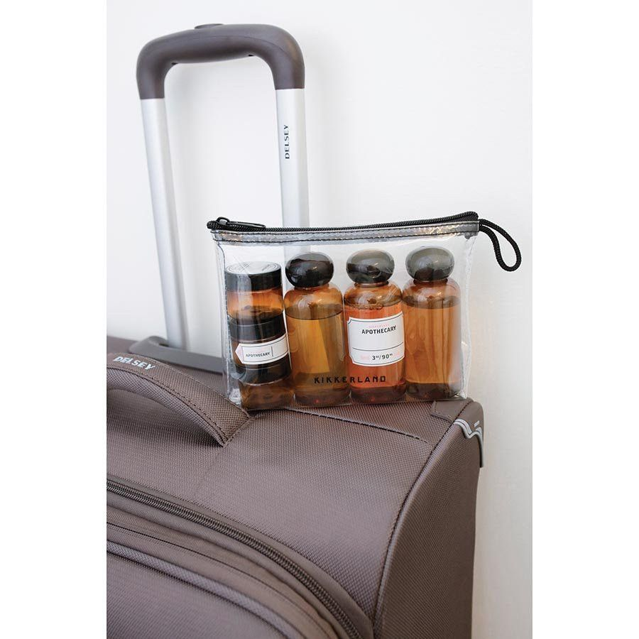 7ef34911c7bd Kikkerland Apothecary Travel Bottle & Jar Set | $21.95 | Beautiful ...