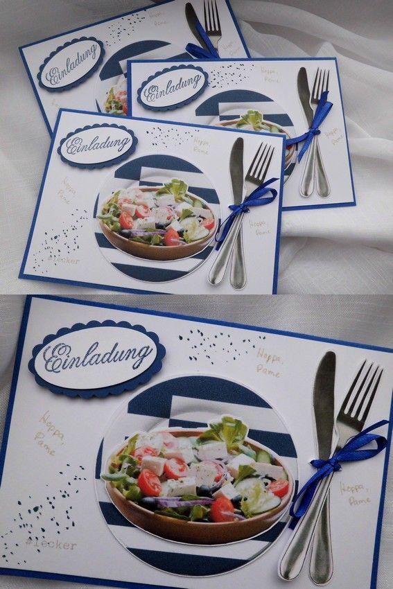 griechisch essen gehen einladung essen griechisch eigene pinterest griechisches essen. Black Bedroom Furniture Sets. Home Design Ideas
