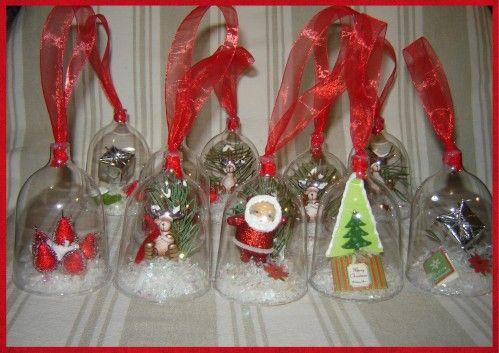 Deco Noel Avec Verre En Plastique Cadeaux De Noel Populaires