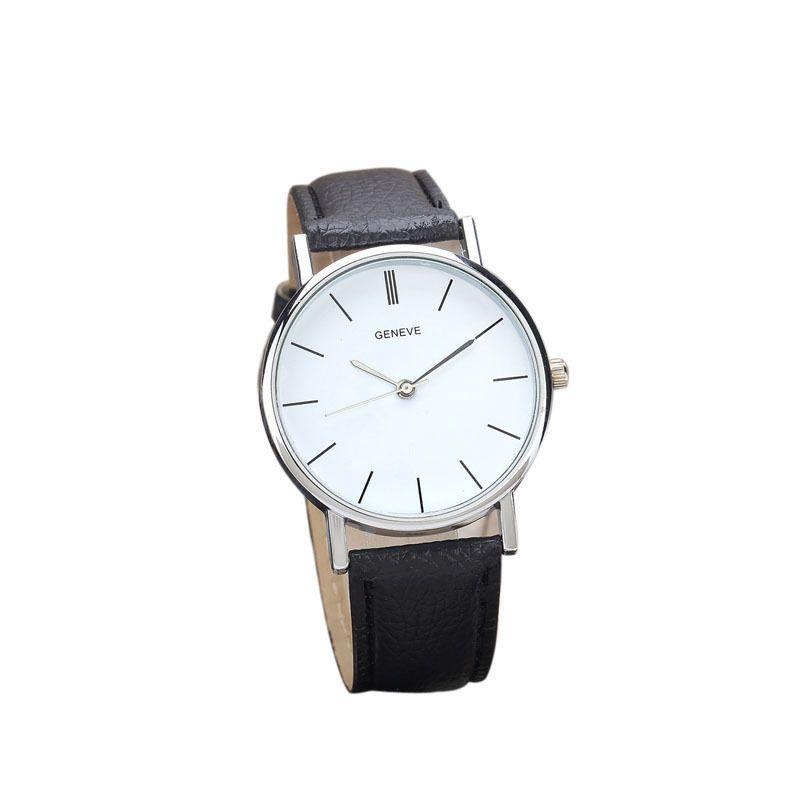 Leder Armbanduhr Damen Ebay