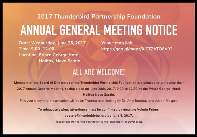 5+ Annual General Meeting Notice Templates Word  PDF