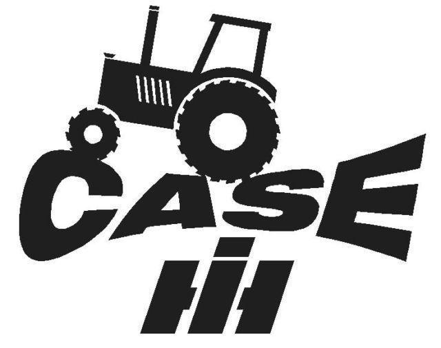 Case Ih Case Ih Case Tractors Tractor Decor