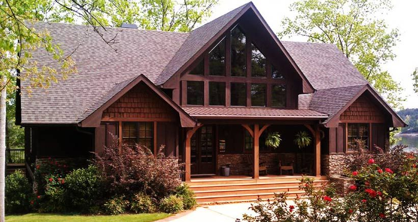 appalachian house plans appalachian mountain habersham cottage build a house plan view