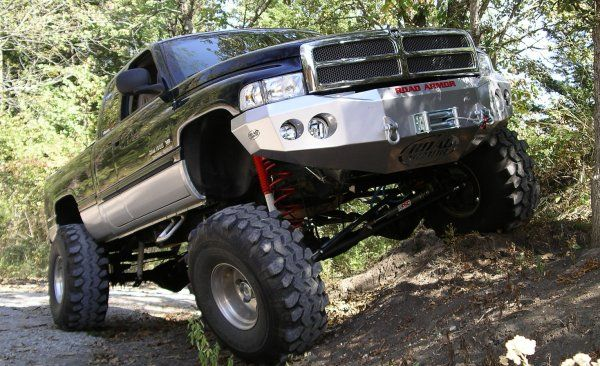 mudding with lifted dodge truck yahoo image search results - Dodge Ram 1500 Lifted Mudding