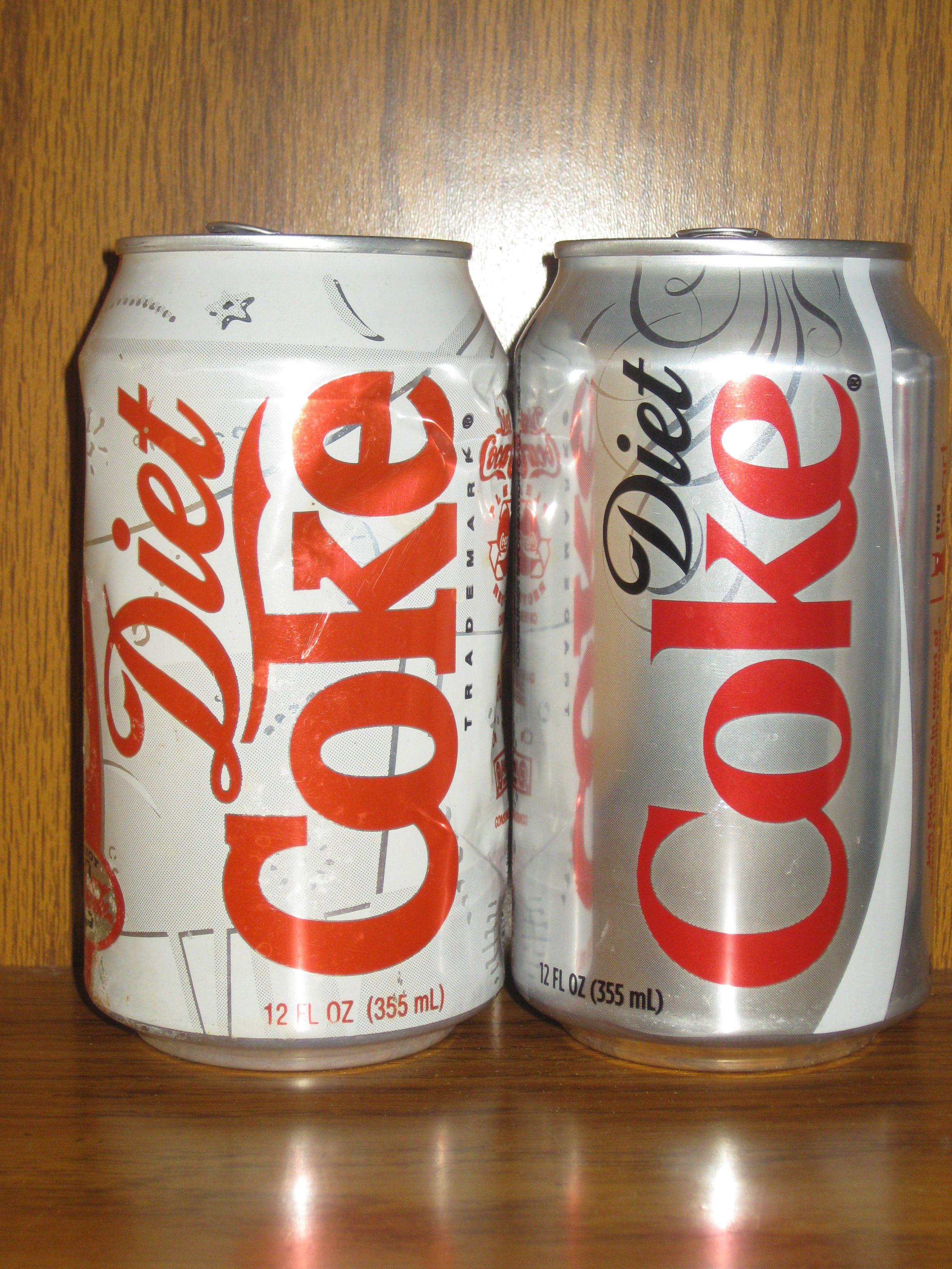 Diät-Cola ist schlecht