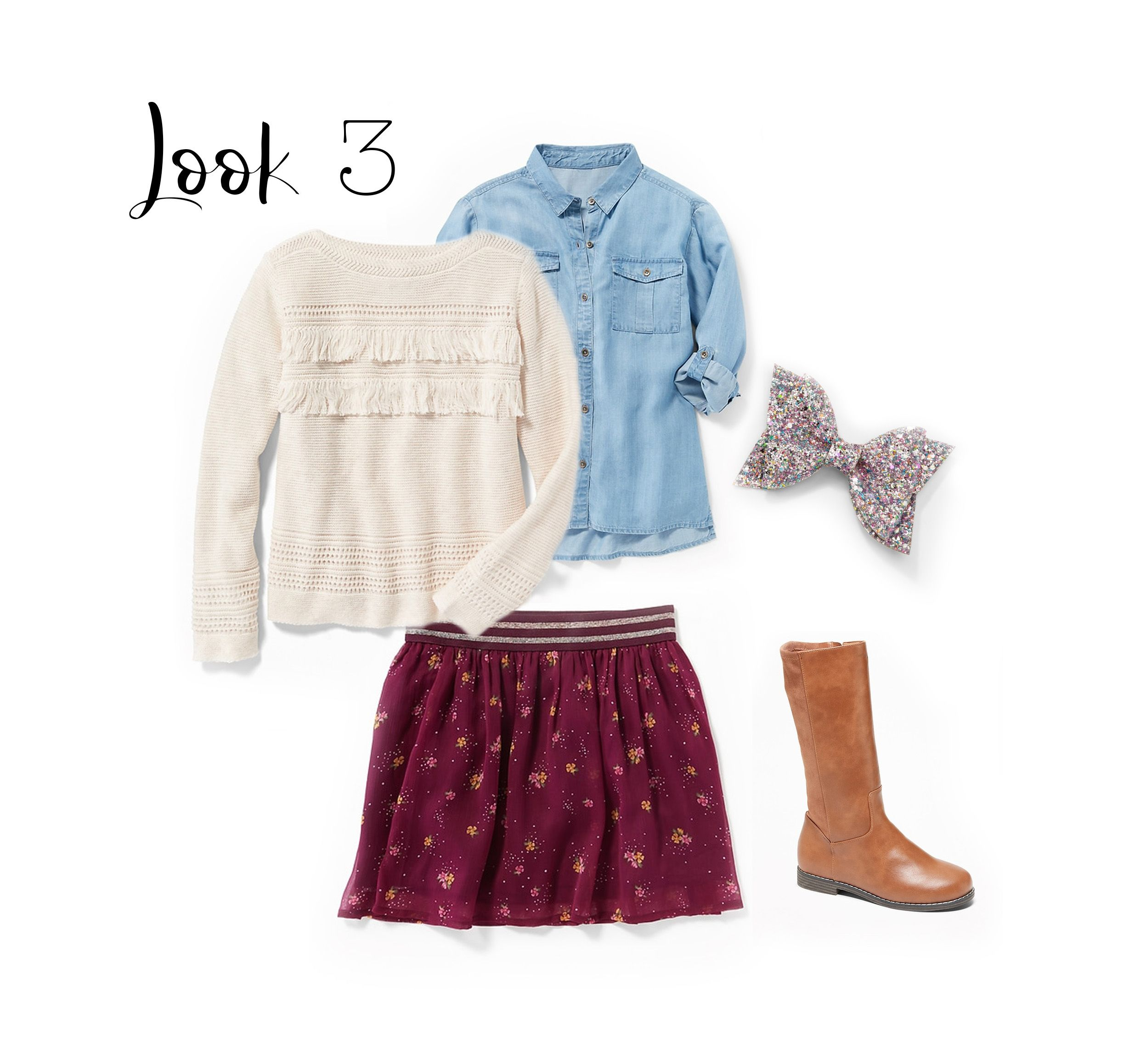 abb448d1cd Fall styles for girls from Target and Old Navy Click here for tons of fun  style boards for girls fall outfits