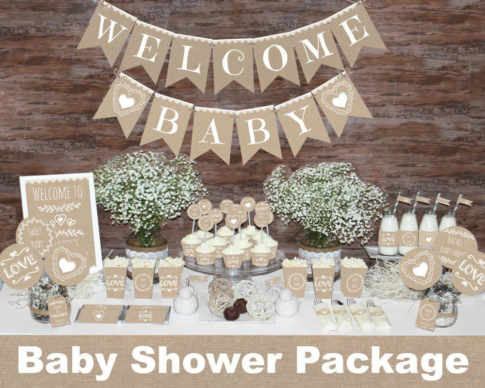 Baby Shower Ideas Gender Neutral 20+ neutral baby shower ideas | gender neutral | baby shower