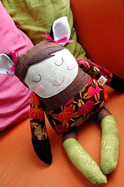 cute dolly by Small Fox in a Big World, via Flickr