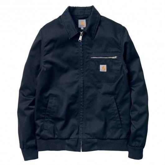 00 Jacket Veste Chester Wip Deep Homme 149 Rigid Carhartt Night Blue qv1F0Ew