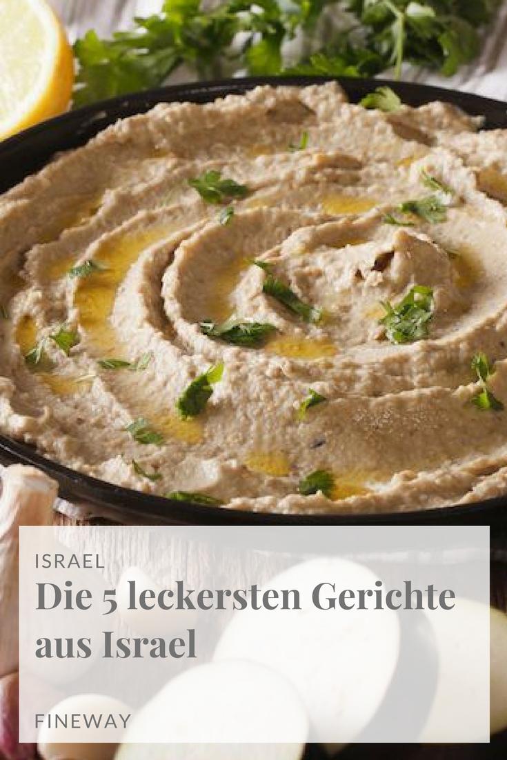 Israelisches Essen - Das sind die leckersten Gerichte