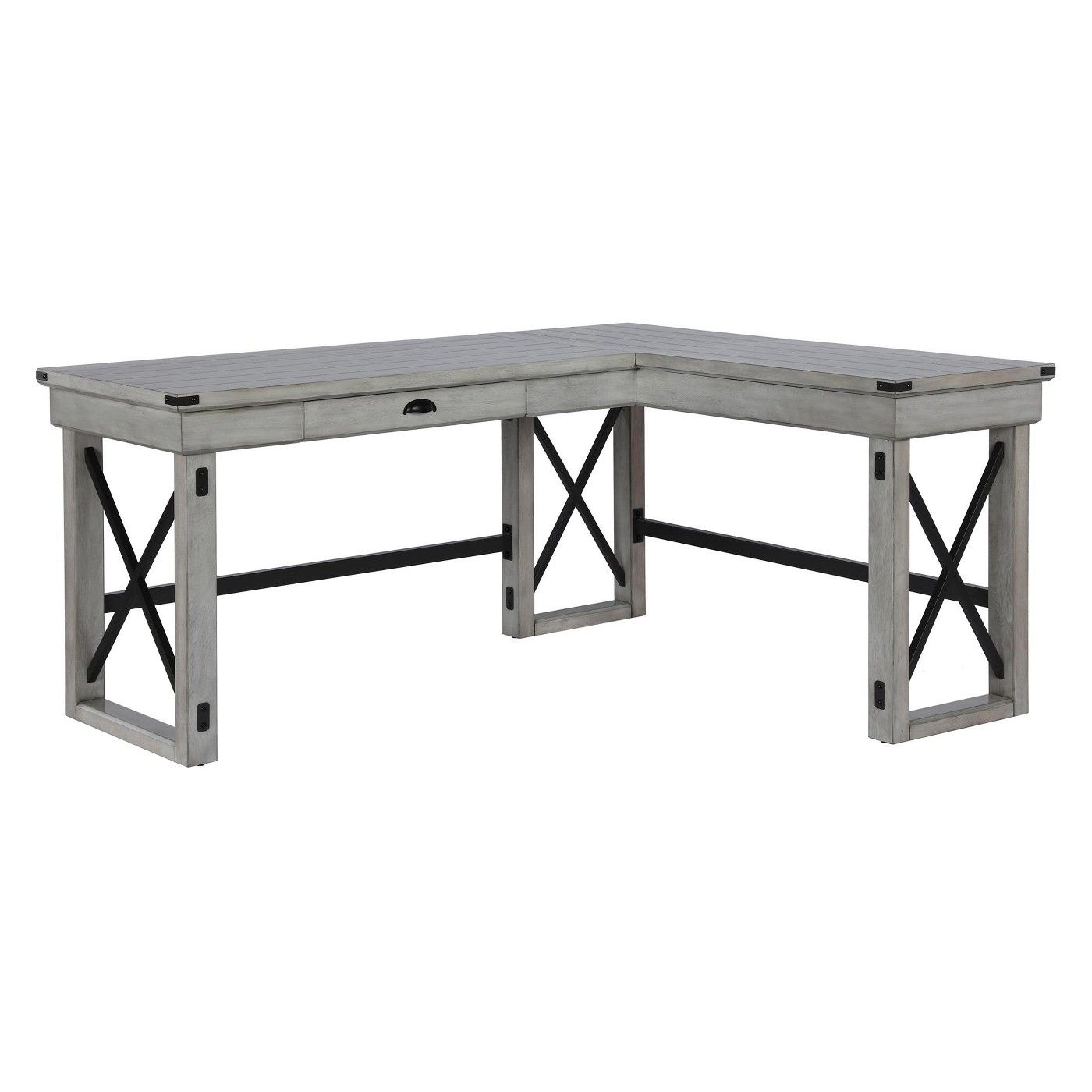 Hathaway L Shaped Desk With Lift Top Rustic White Room Joy L Shaped Desk Rustic White Grey Room