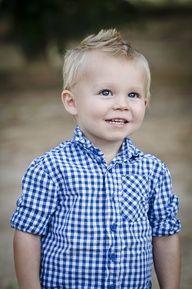 N Adorable 6 Year Old Sandy Blond Hair Boy