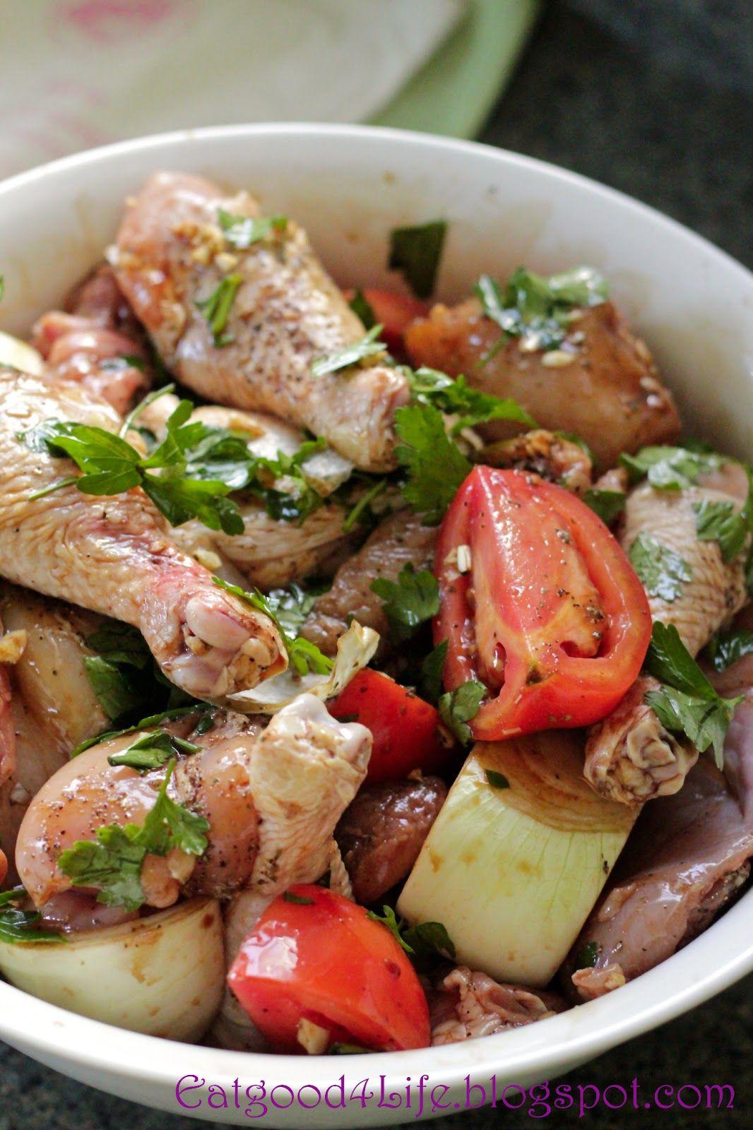 Caribbean chicken recipe haitian food recipes