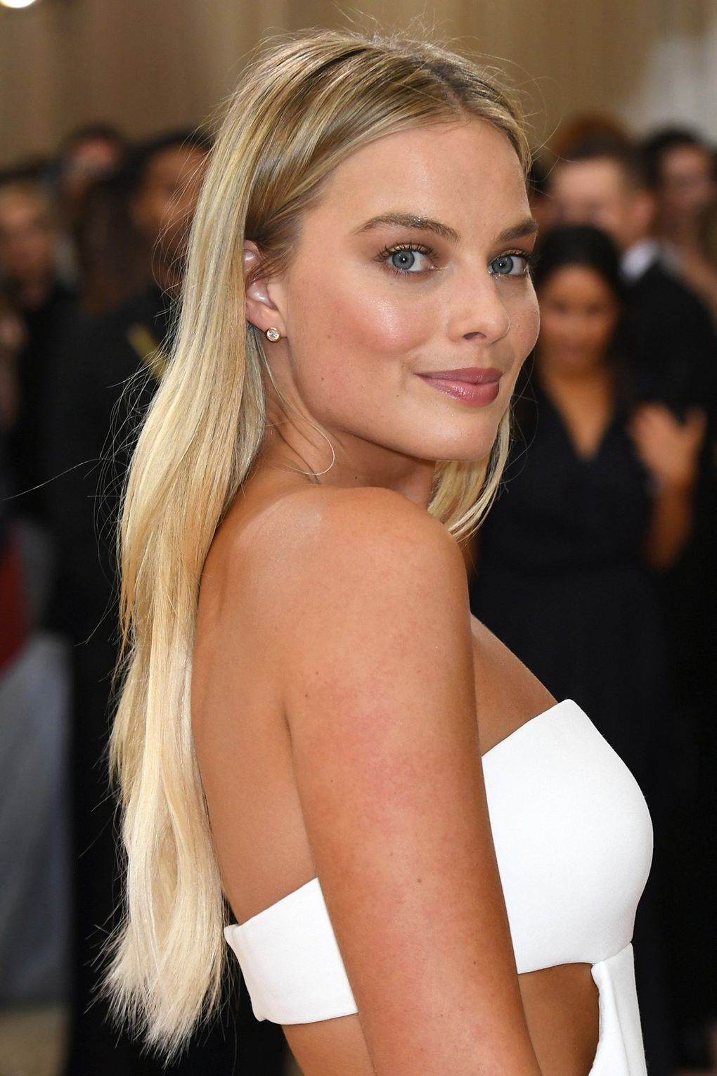 Current beauty crush Margot Robbie Margot robbie hair