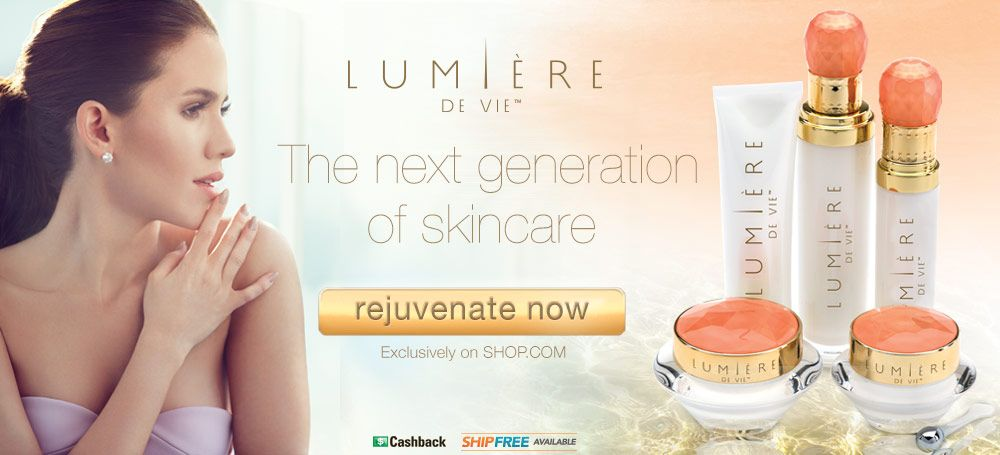 NEW!! Released today!! The next generation of skincare...#Lumere. Learn more at http://motives.marketamerica.com/steveg/index.cfm?action=services.csCustLanding=LumieredeVie==USA