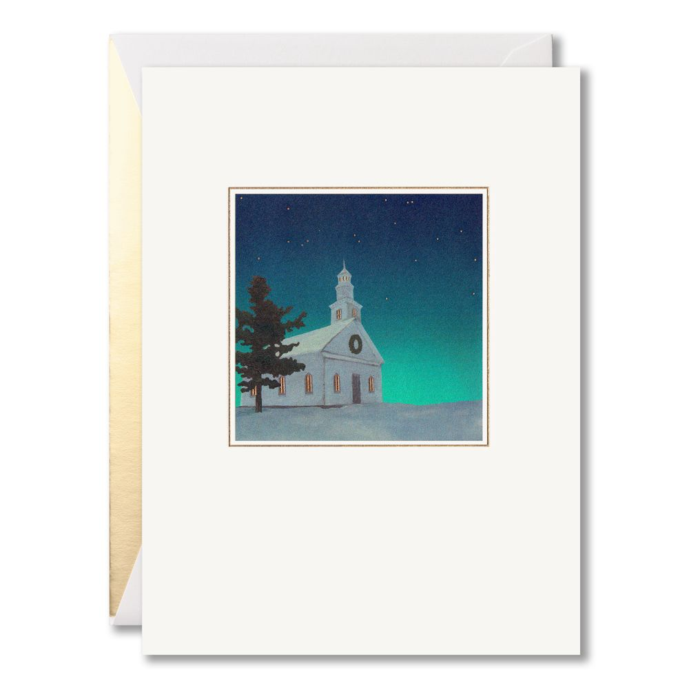 Engraved candlelight church boxed holiday greeting cards worship engraved candlelight church boxed holiday greeting cards worship and wonder inspire this engraved card kristyandbryce Choice Image