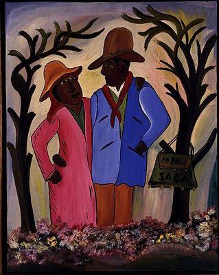 Hector Hyppolite Ideas Haitian Art