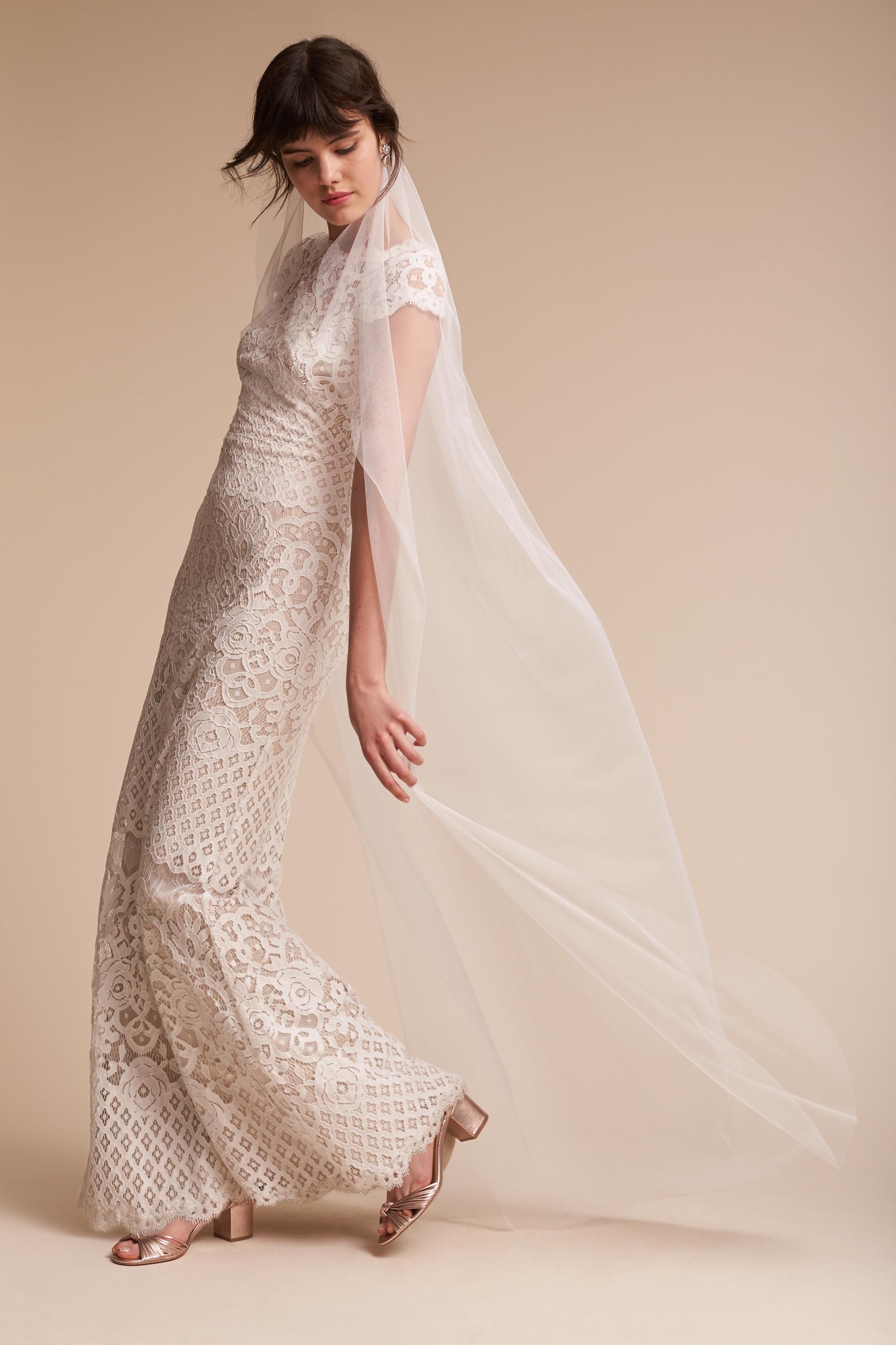 Shadow Light Veil (With images) Wedding dress
