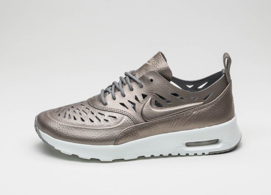Nike Wmns Air Max Thea Joli (Metallic Pewter Metallic