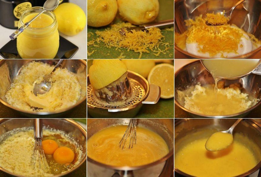 Citronu krēms