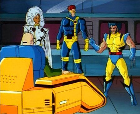 Tv Show Review X Men The Animated Series 90 S Marvel Cartoons X Men Cartoon Man