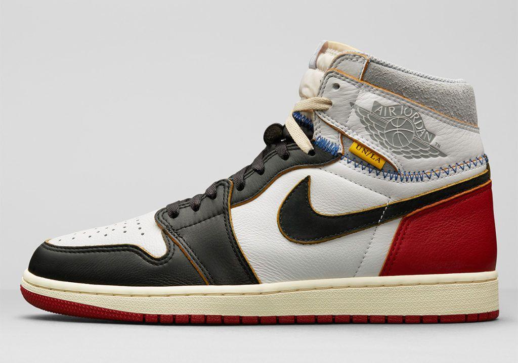 Union LA x Air Jordan 1 Collection