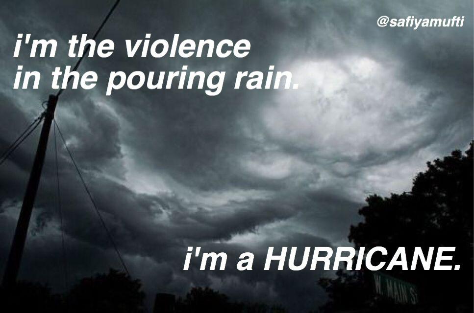 hurricane//halsey.