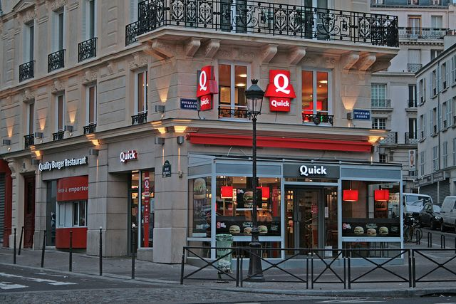 Quick Paris Barbès France By Meteorry Via Flickr One The 25