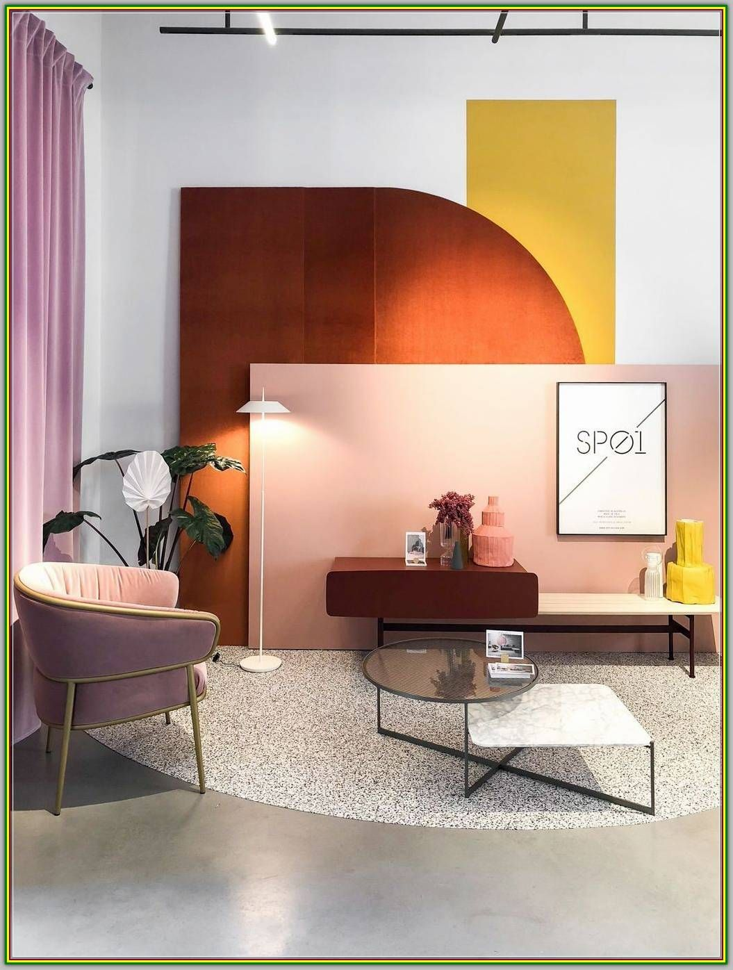 Practical Dining Room Interior Design Advice That Anyone Can Try Office Interior Design Colorful Interior Design Apartment Interior Design
