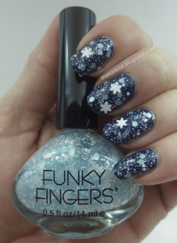 Frazzle and Aniploish: Funky Fingers Frostbitten Collection Elsa ...