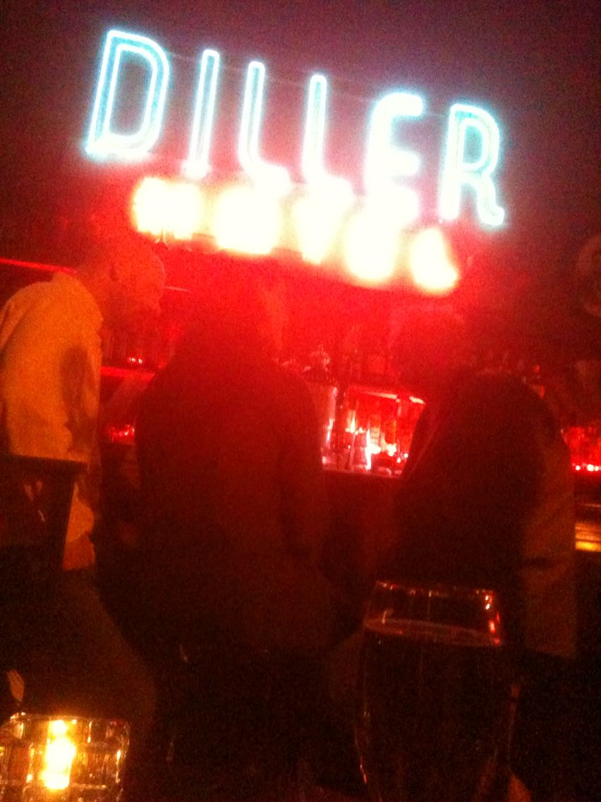 Diller Room 1st Ave Diller What Is Like Neon Signs