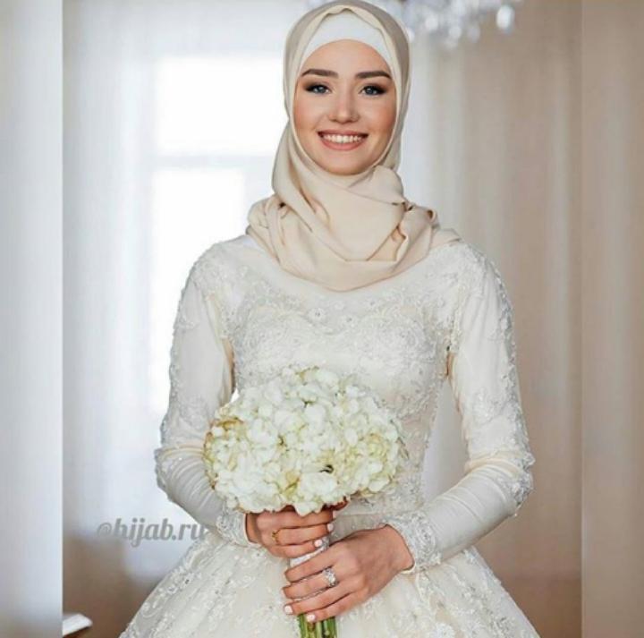 Pin von Sophia K auf Hijabi Brides | Pinterest