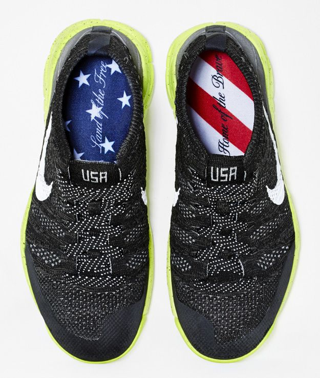 c551632a5a Nike US Medal Stand Apparel - Flyknit Trainer Chukka SFB (3). For the  Olympians.