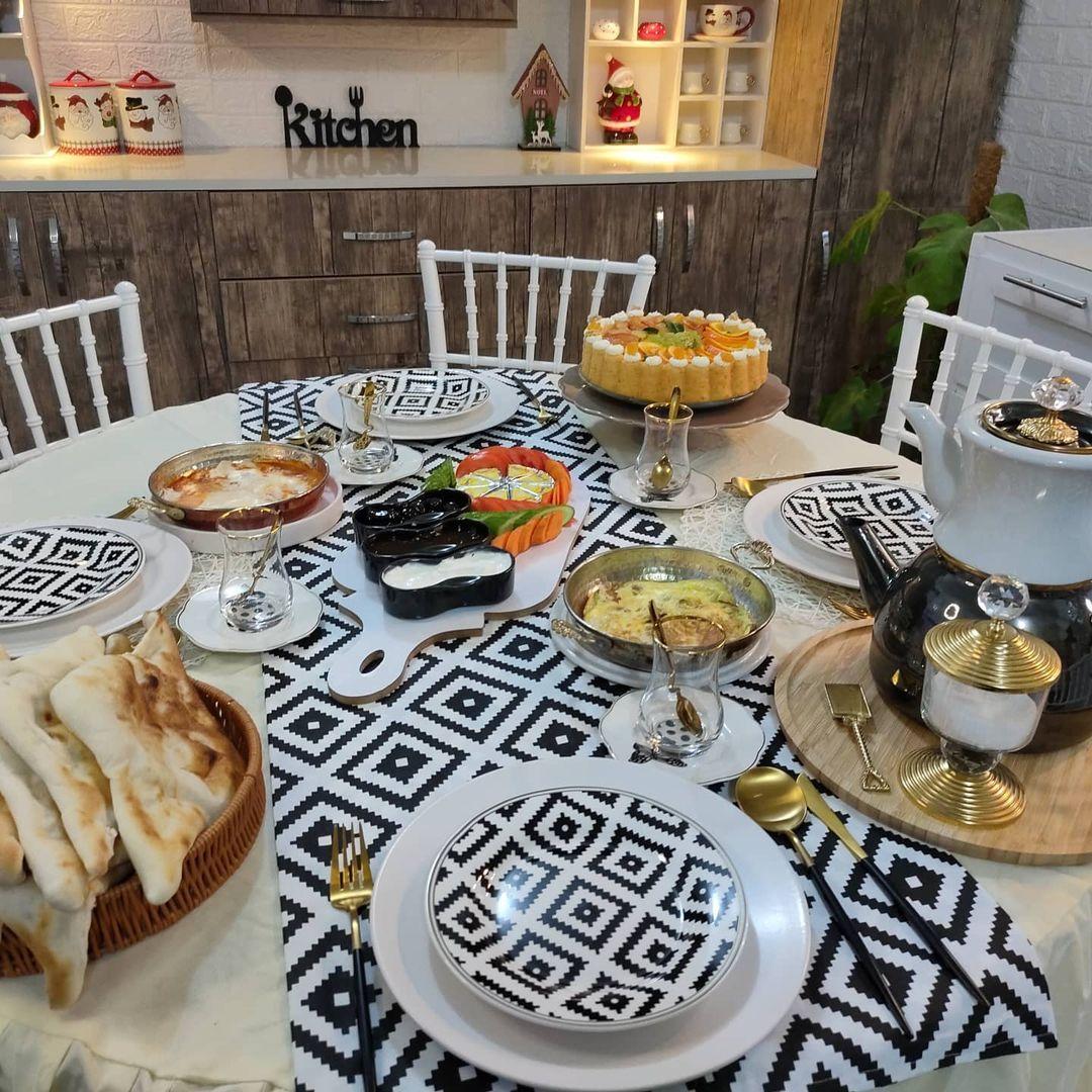 بيت العائلة On Instagram جمال الصحون بيت العائلة تسوق تسوق اونلاين اكسبلور فولو العراق تنسيقات اكسبلور Explore انشر تؤج Table Settings Table Kitchen