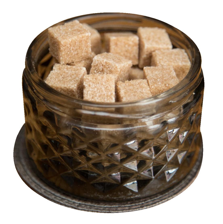 Brown Cane Sugar Cubes Png Image Food Png Brown Brown Aesthetic